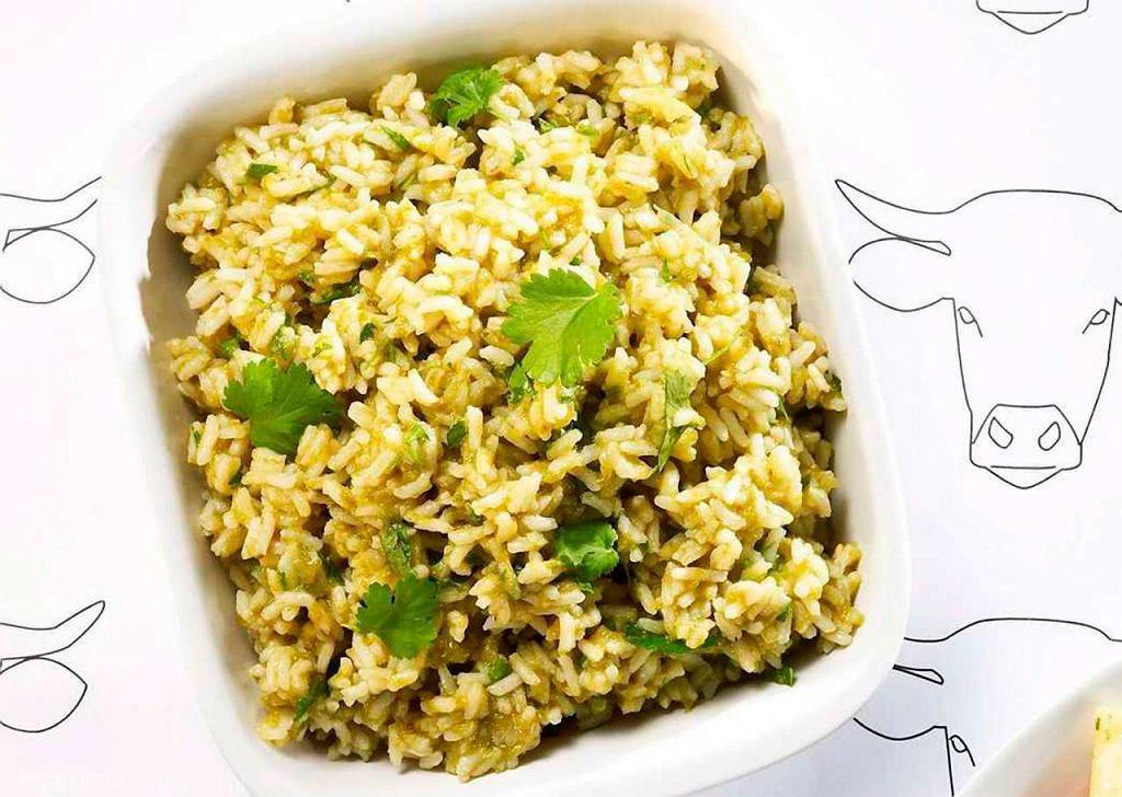 Ryż z papryką i kolendrą