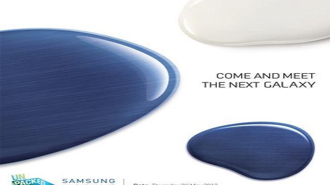 Samsung Galaxy S III zadebiutuje 3 maja - prawdopodobnie