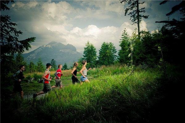 Obóz biegowy w Tatrach zorganizowany przez Tatra Running Team