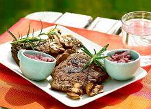Steki wołowe z grilla - ugotuj