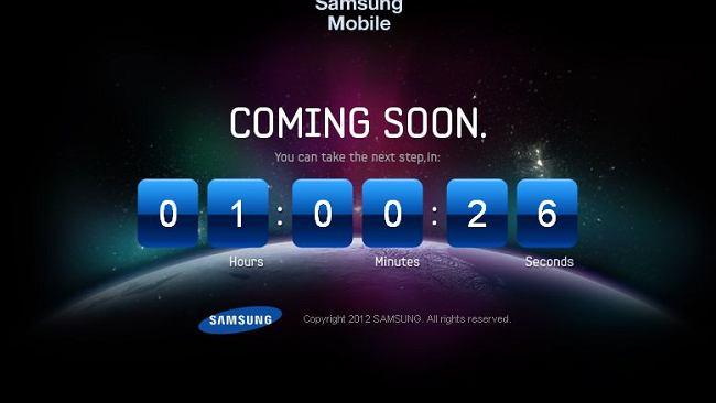Samsung odlicza przed premierą Galaxy S III [Aktualizacja]
