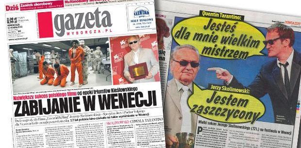Fot. Gazeta Wyborcza / Super Express / Gazeta.pl