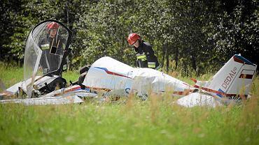 21 sierpnia 2010. Niedaleko portu lotniczego rozbiła się awionetka. Zginął pilot