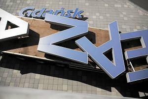 Gdańsk na Euro bez PGE Areny, teraz to tylko Arena. Zobacz jak demontowano nazwę [ZDJĘCIA]