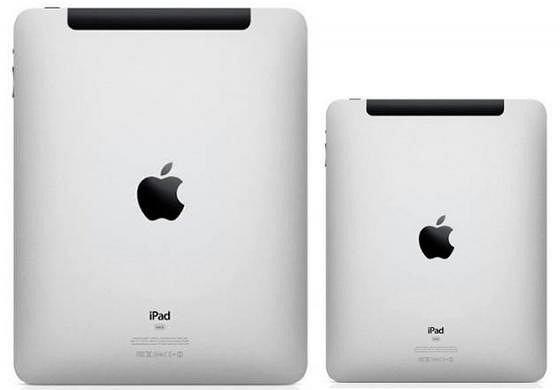 iPad Mini i klasyczny iPad