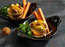 Wytrawne muffiny marchewkowe - ugotuj