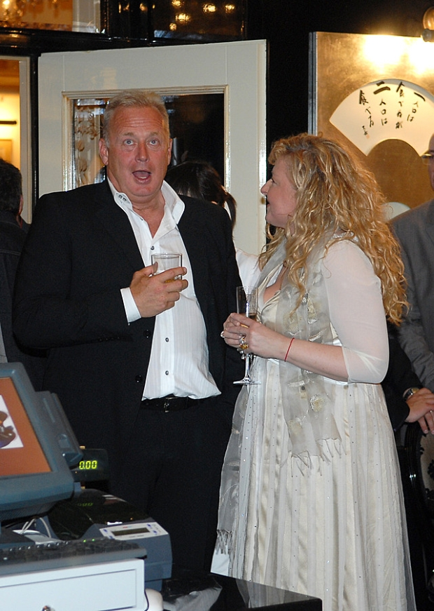 Ryszard Krauze, Magda Gessler
