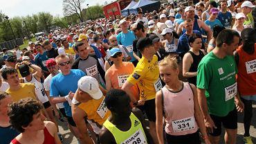 Bieg na 10 km Run Toruń