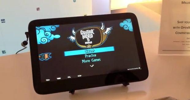 Aplikacje z Androida na tablecie z Tizenem