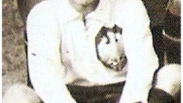 Marian Spoida - piłkarz Warty, olimpijczyk, uczestnik powstania wielkopolskiego. Zginął w Katyniu