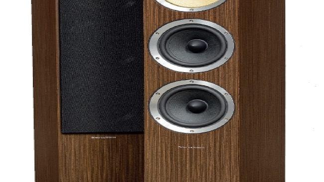 Zespoły głośnikowe B&W CM8 - palce lizać