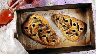 Fougasse - prowansalski chleb z oliwkami