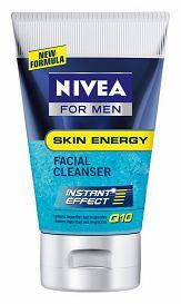 Żel do mycia twarzy Skin Energy zawiera złuszczające drobinki, które efektywnie oczyszczają pory skóry. Cena 16 zł, nivea, pielęgnacja, skóra, Kosmetyki: zadbaj o twarz