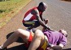 Mój pierwszy raz: bieganie z Kenijczykami
