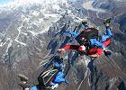 Wyprawy ekstremalne. Skok spadochronowy nad Mount Everestem [EKSKLUZYWNE WYPRAWY]