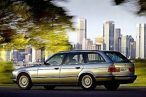 BMW 5 (1987-1995) E34 - opinie Moto.pl