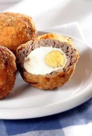 Scotch eggs (jaja po szkocku)