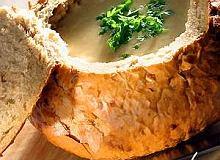 Czeska zupa czosnkowa - ugotuj