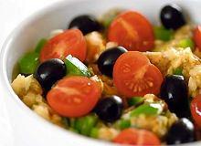 Turecka sałatka z bakłażanów - ugotuj
