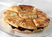 Tort fryzyjski z ciasta francuskiego - ugotuj