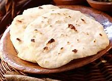 Chappati II (chlebek indyjski) - ugotuj