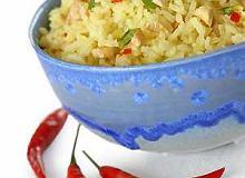 Ryż z nerkowcami - ugotuj