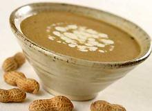 Zupa z Gambii na paście z orzeszków ziemnych - ugotuj