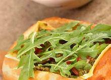 Pizza błyskawiczna - ugotuj