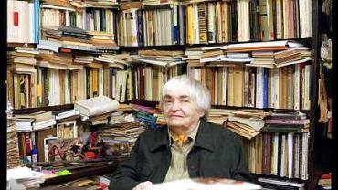 Prof. Maria Janion nie żyje