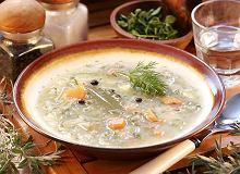 Zupa ogórkowa - ugotuj
