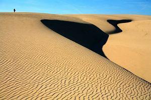 Ruchome wydmy: jedna z największych atrakcji Łeby