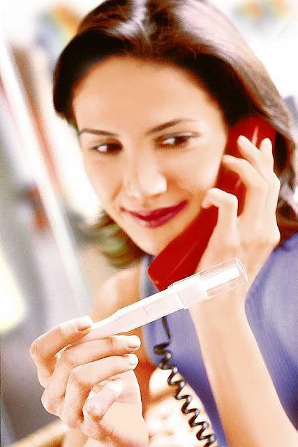 Rozpoznanie wczesnej ciąży.