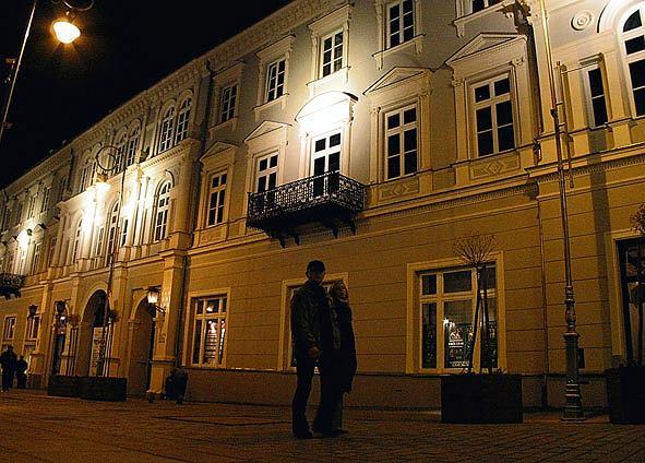Kielce. Teatr im. Żeromskiego