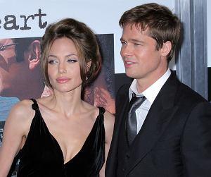 Angelina Jolie i Brad Pitt (Photorazzi)