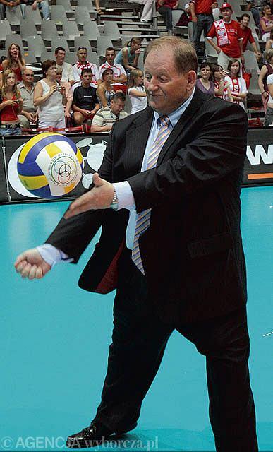 Jerzy Mróz, prezes WMZPS i organizator Memoriału Wagnera