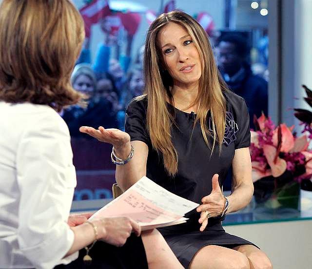 Sarah Jessica Parker udzieliła wywiadu dla NBC