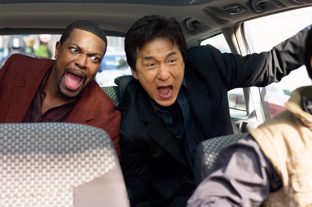 Jackie Chan i Chris Tucker