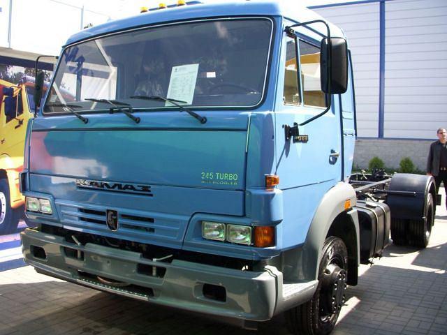 Ciężarówka Kamaz 4308