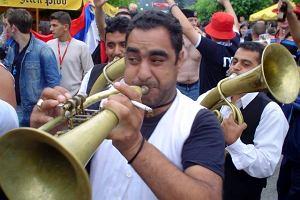 List z Serbii. Guca łączy i... trąbi