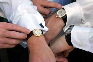 Z zegarkiem w Świat