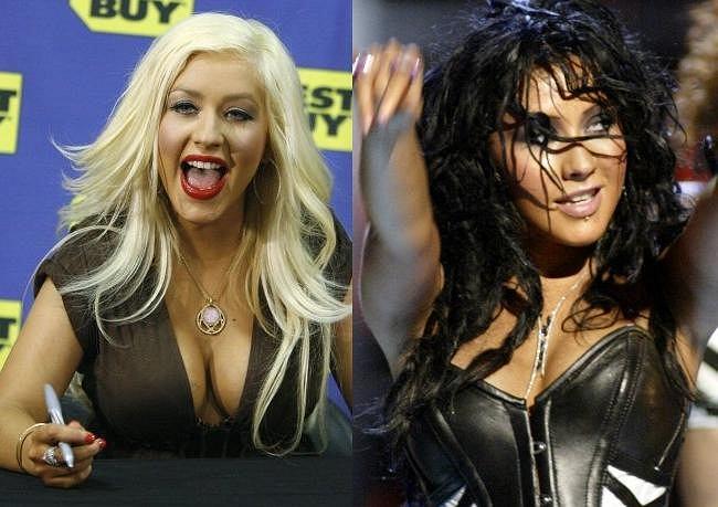Christina Aguilera/Forum