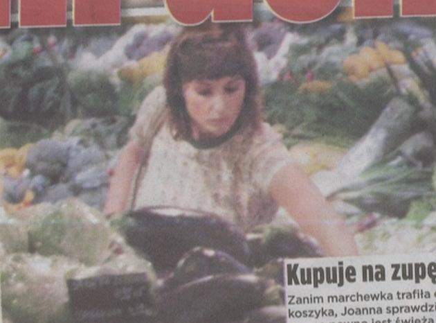 Joanna Brodzik/Super Express 25.08.2008