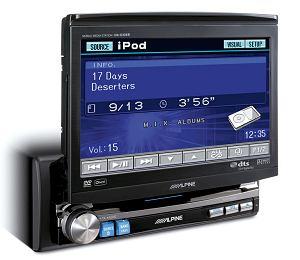 Alpine IVA-D106R