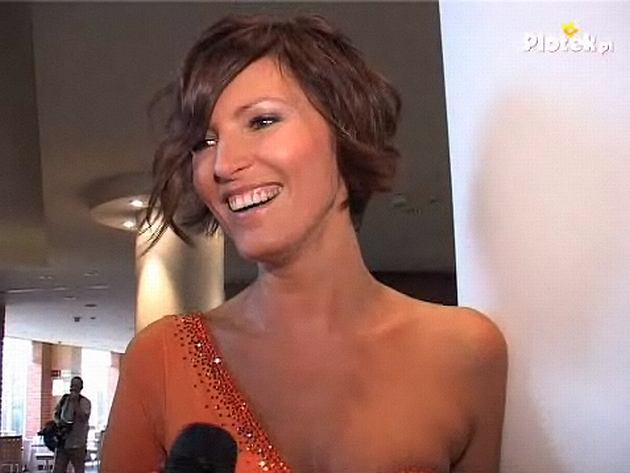 Ilona Felicjańska/kadr z wideo