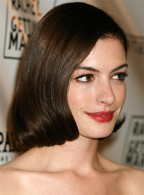 Anne Hathaway fot. REUTERS/Fred Prouser/AG