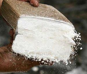W Wielkiej Brytanii kokaina jest bardzo popularnym narkotykiem