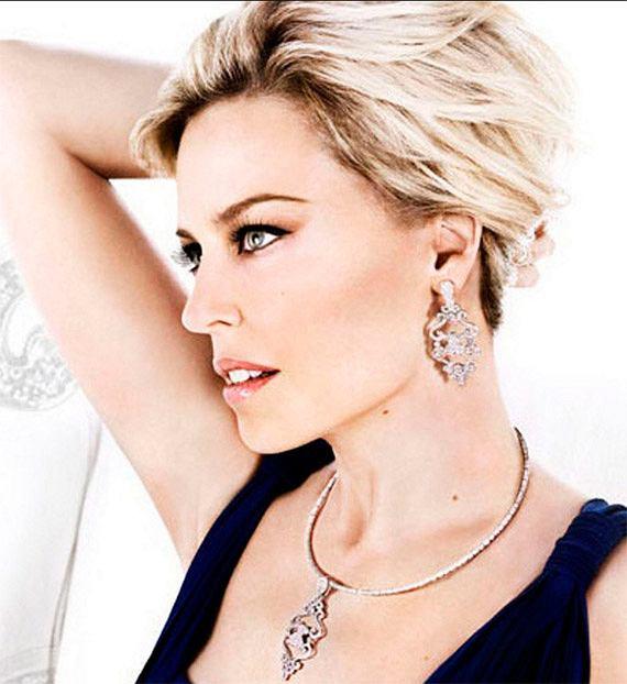 Kylie Minogue fot. East News