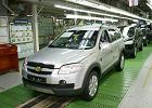 Pracownicy GM dostaną talon na auto na pożegnanie
