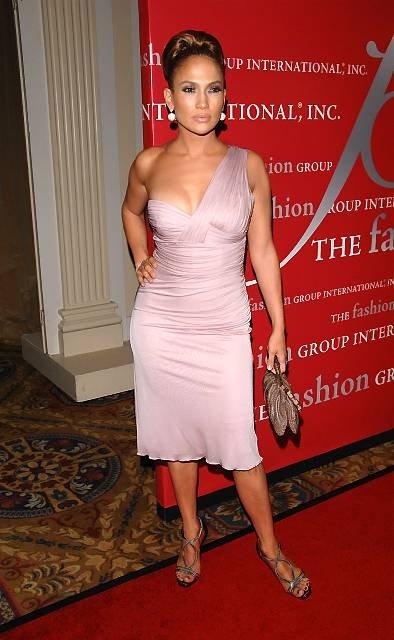 Jennifer Lopez na Fashion Group's 25th Annual Night of Stars/APPhoto/AG