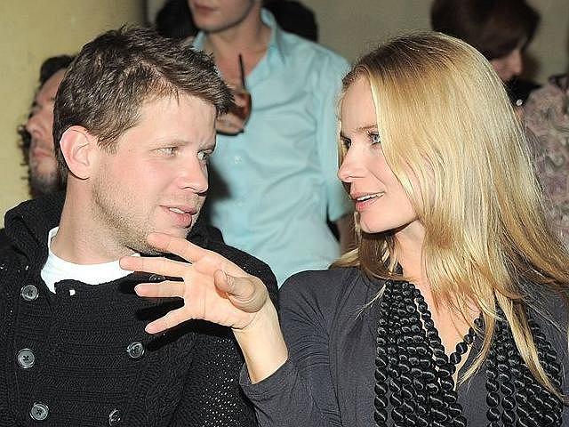 Łukasz Garlicki i Magdalena Cielecka